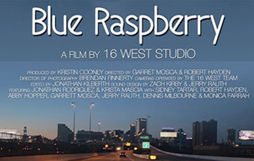 Blue Raspberry A Film by 16 West studio